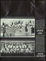 1988 West Bend High School Yearbook Page 154 & 155