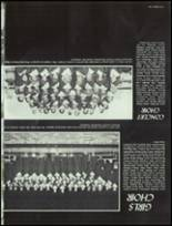 1988 West Bend High School Yearbook Page 156 & 157