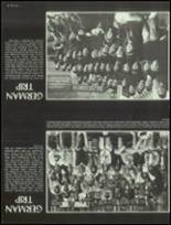 1988 West Bend High School Yearbook Page 162 & 163