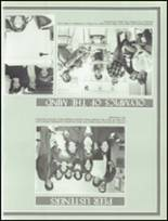 1988 West Bend High School Yearbook Page 164 & 165