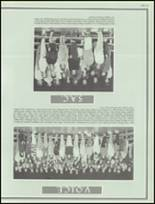 1988 West Bend High School Yearbook Page 166 & 167