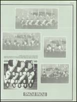 1988 West Bend High School Yearbook Page 170 & 171