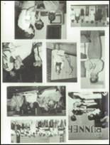 1988 West Bend High School Yearbook Page 174 & 175