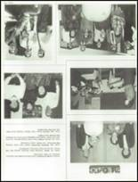 1988 West Bend High School Yearbook Page 180 & 181