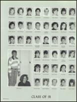 1988 West Bend High School Yearbook Page 188 & 189