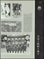 1988 West Bend High School Yearbook Page 244 & 245