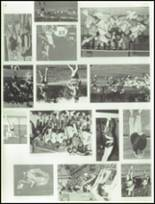 1988 West Bend High School Yearbook Page 254 & 255
