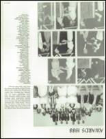 1988 West Bend High School Yearbook Page 258 & 259