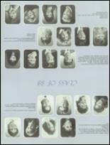1988 West Bend High School Yearbook Page 266 & 267