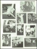 1988 West Bend High School Yearbook Page 276 & 277