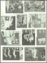 1988 West Bend High School Yearbook Page 282 & 283