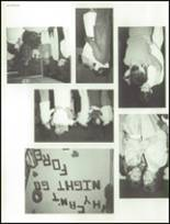 1988 West Bend High School Yearbook Page 286 & 287