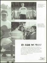 1996 Calvary Chapel School Yearbook Page 10 & 11