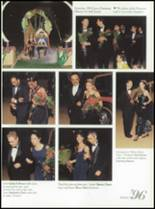 1996 Calvary Chapel School Yearbook Page 16 & 17