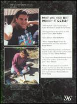 1996 Calvary Chapel School Yearbook Page 22 & 23
