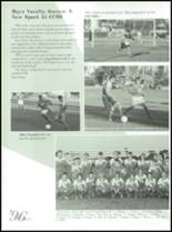 1996 Calvary Chapel School Yearbook Page 124 & 125