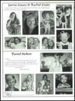 1996 Calvary Chapel School Yearbook Page 166 & 167