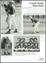 1996 Calvary Chapel School Yearbook Page 184 & 185