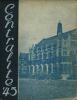 1945 Yearbook Central High School