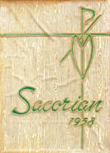1958 Yearbook Sacred Heart High School