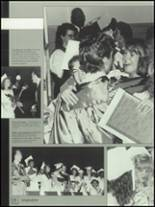 1990 Glass High School Yearbook Page 38 & 39