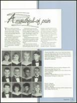 1990 Glass High School Yearbook Page 56 & 57
