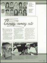 1990 Glass High School Yearbook Page 66 & 67