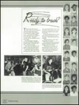1990 Glass High School Yearbook Page 70 & 71