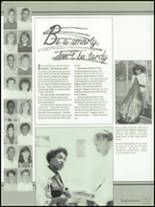 1990 Glass High School Yearbook Page 72 & 73