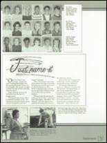 1990 Glass High School Yearbook Page 76 & 77