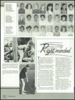 1990 Glass High School Yearbook Page 82 & 83