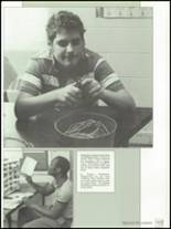 1990 Glass High School Yearbook Page 106 & 107