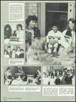 1990 Glass High School Yearbook Page 116 & 117