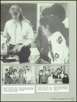 1990 Glass High School Yearbook Page 122 & 123