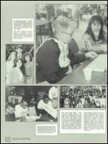 1990 Glass High School Yearbook Page 132 & 133