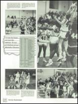 1990 Glass High School Yearbook Page 152 & 153