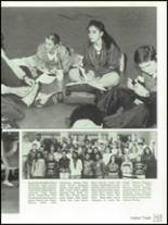 1990 Glass High School Yearbook Page 158 & 159