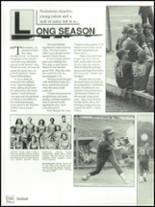 1990 Glass High School Yearbook Page 168 & 169