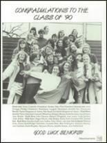 1990 Glass High School Yearbook Page 196 & 197