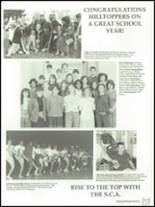 1990 Glass High School Yearbook Page 218 & 219