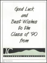 1990 Glass High School Yearbook Page 224 & 225