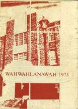 1973 Yearbook Benton High School