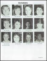 1983 East High School Yearbook Page 26 & 27