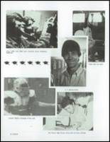1983 East High School Yearbook Page 34 & 35
