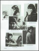 1983 East High School Yearbook Page 36 & 37