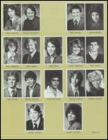 1983 East High School Yearbook Page 42 & 43
