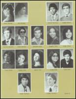 1983 East High School Yearbook Page 46 & 47