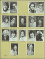 1983 East High School Yearbook Page 50 & 51