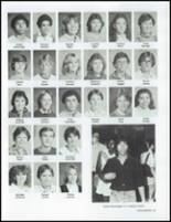 1983 East High School Yearbook Page 72 & 73