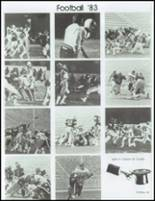 1983 East High School Yearbook Page 102 & 103